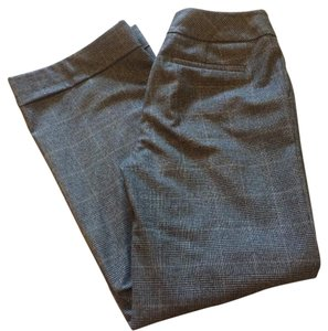 Semantiks Straight Pants Brown/black