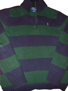 Polo Ralph Lauren Breen Cardigan Striped Sweater
