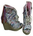 Tsumori Chisato Multi colorful Wedges