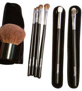 Chanel Chanel Cosmetic Brush Set 7 Piece Set