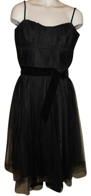 Preload https://img-static.tradesy.com/item/1820967/banana-republic-black-mid-length-cocktail-dress-size-14-l-0-0-650-650.jpg