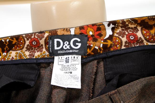 D&G Skinny Pants Multi-Color