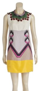 Prada short dress Multi-Color on Tradesy