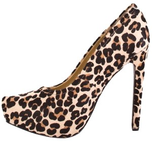 Kelsi Dagger Leopard Animal Print Cheetah Multi Platforms