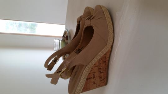 Seychelles Taupe Sandals Image 1