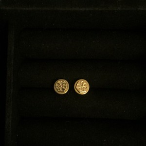 Tory Burch Gold Studs