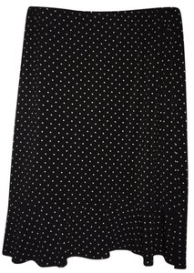 BCBG Max Azria Skirt Black/White