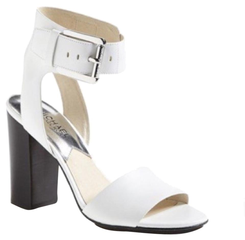 Michael Kors Sandals Black Michael Kors White Sandals Click to Zoom