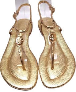 Tory Burch Style No.50008672 Gold Metallic Sandals