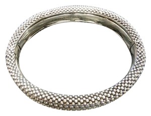 Lagos Lagos Caviar Sterling Silver Bangle