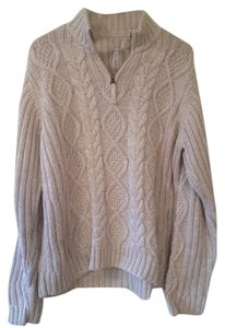 Leo & Nicole Cableknit Anthropologie Sweater