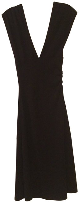 Diane von Furstenberg Dvf Dianevonfurstenburg Wool Knee Length Sleeveless Dress