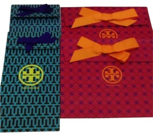 Tory Burch 4 Assorted Gift Bags