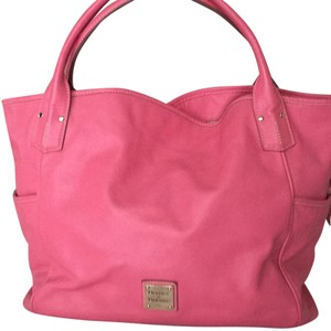 Dooney & Bourke tote Satchel in Pink