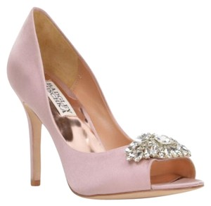 Badgley Mischka Lavender Ii Bridal Pink Blush Formal