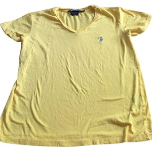 Polo Ralph Lauren T Shirt Yellow