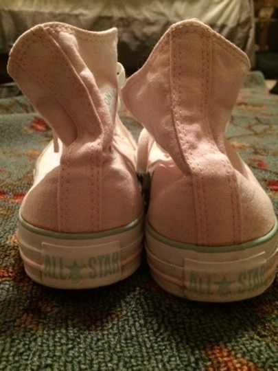 Converse Pastel Pink & Mint Green Athletic