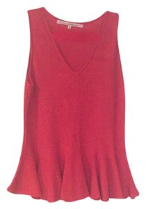 Rachel Roy Top Red