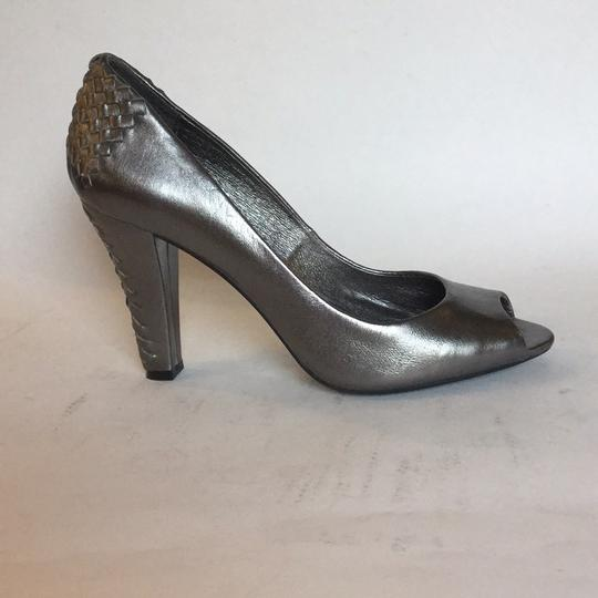 Elliott Lucca Gray pewter Pumps Image 1