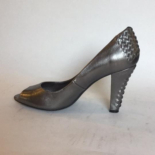 Elliott Lucca Gray pewter Pumps Image 2