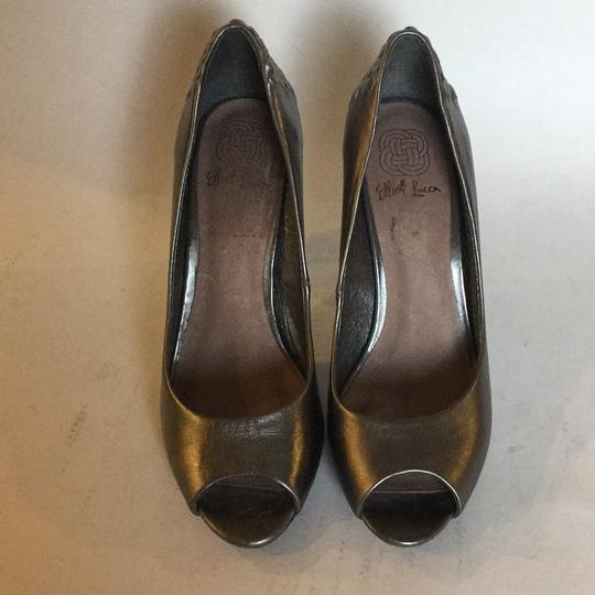 Elliott Lucca Gray pewter Pumps Image 3