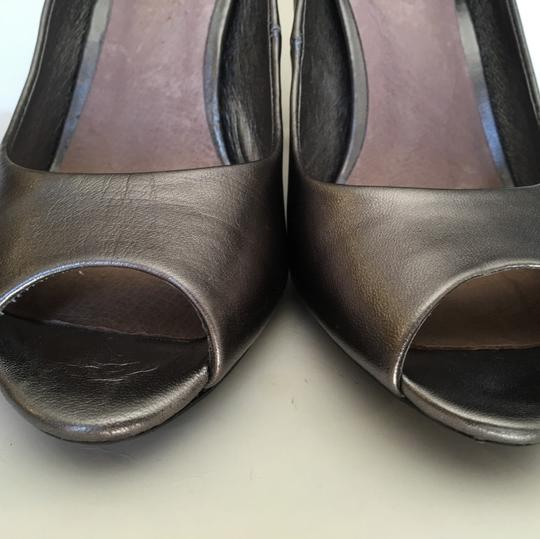 Elliott Lucca Gray pewter Pumps Image 5