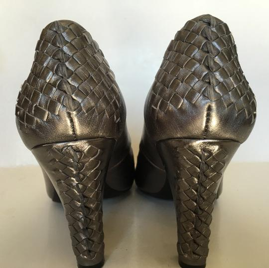 Elliott Lucca Gray pewter Pumps Image 6