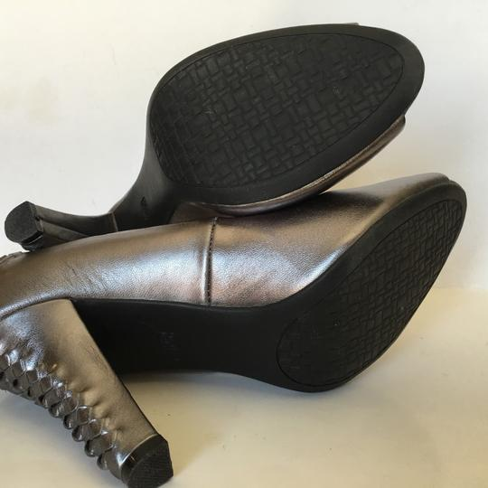 Elliott Lucca Gray pewter Pumps Image 7