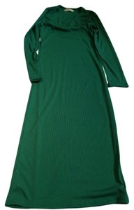 Green Maxi Dress by Other Women's Long