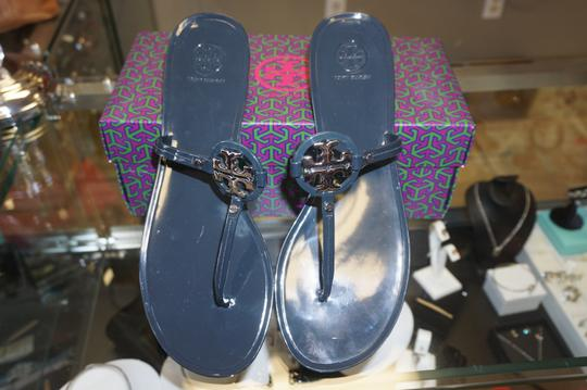 2bd54ab27 Tory Burch Mini Miller Jelly Miller Tb Jelly Miller tory navy Sandals Image  0 ...