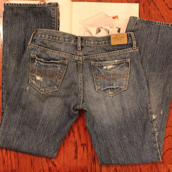 Abercrombie & Fitch Straight Leg Jeans Image 2