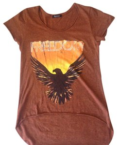 Signorelli T Shirt Rust orange