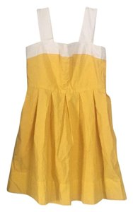 Gap short dress Yellow on Tradesy
