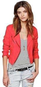 Free People Sold Out Motorcycle Jacket
