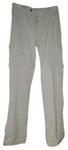 Columbia Low Rise Quick Drying Cargo Pants Beige