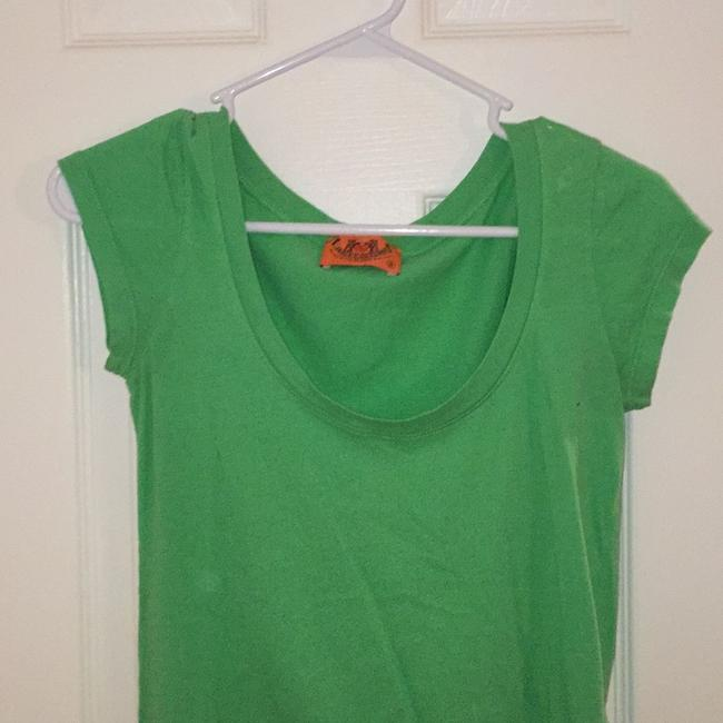 Juicy Couture T Shirt Green Image 1