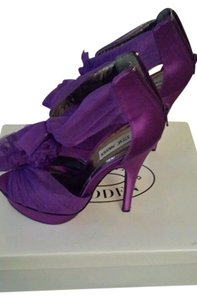 STEVE MADDEN PURPLE Platforms