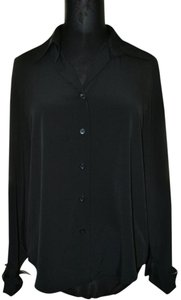 Notations Button Down Button Down Shirt black