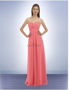 Bill Levkoff Coral Style 329 Dress