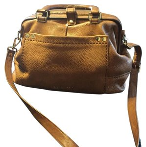 Ted Baker Satchel in Tan