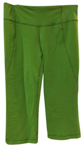 Lululemon Capris Green