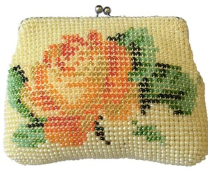 Fashionette Style Boutique Wristlet in Yellow, Red, Orange, Green