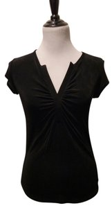 Chico's Shirt Shirt Top Black
