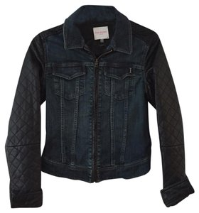 Isaac Mizrahi Denim Womens Jean Jacket