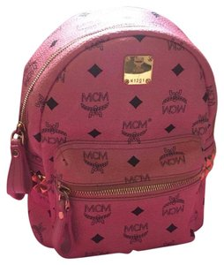 MCM Stark Mini Backpack Backpack