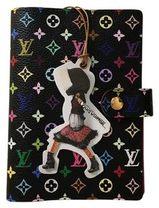 Louis Vuitton Agenda Pm Multicolor
