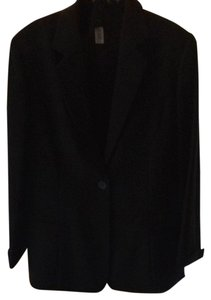 Jones New York Dark Navy Blue Blazer