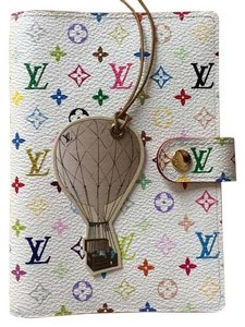 Louis Vuitton Multicolor Agenda PM