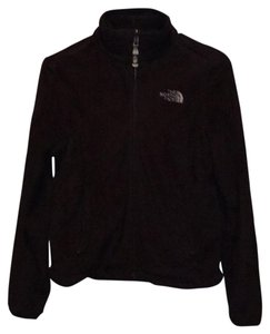 The North Face Black Chocolate Brown Jacket
