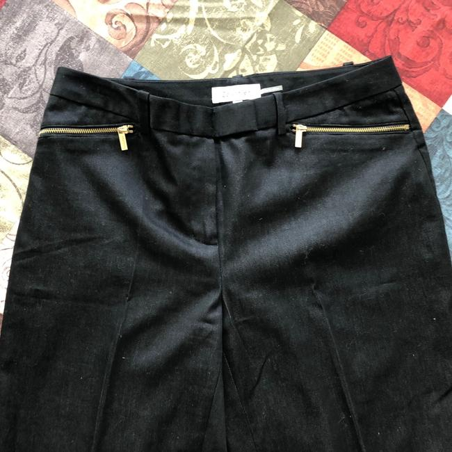 Calvin Klein Trousers Straight Pants Black Image 2
